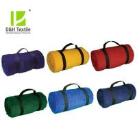 China Free sample quality 100% Polyester Fire Blanket Specification on sale