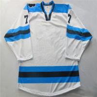 Quality DurableTeam Hockey Jersey for sale