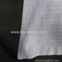 Quality 100%polyester twill bonded with micro fleece for sale