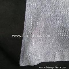 China 100%polyester twill bonded with micro fleece