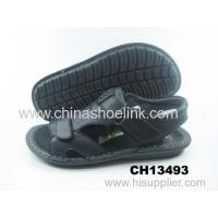 Buy cheap Best Black Boy Summer Dress Sandals Manufactor from wholesalers