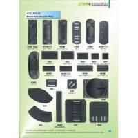 Quality Plastic Buckles Plastic Pads, Shoulder Pads for sale