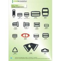 Quality Plastic Buckles Plastic Tri-Glide, Triangular Buckles for sale