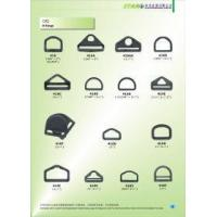 Quality Plastic Buckles Plastic D Rings for sale
