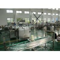 China Cigarette Oil Filling Machine with PLC Controlled , High Viscosity Liquid Filling Equipment on sale