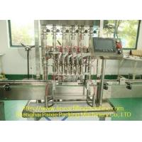 Buy cheap Hot Petroleum Jelly Glass Bottle Filling Machine Two Adhesive Labels from wholesalers