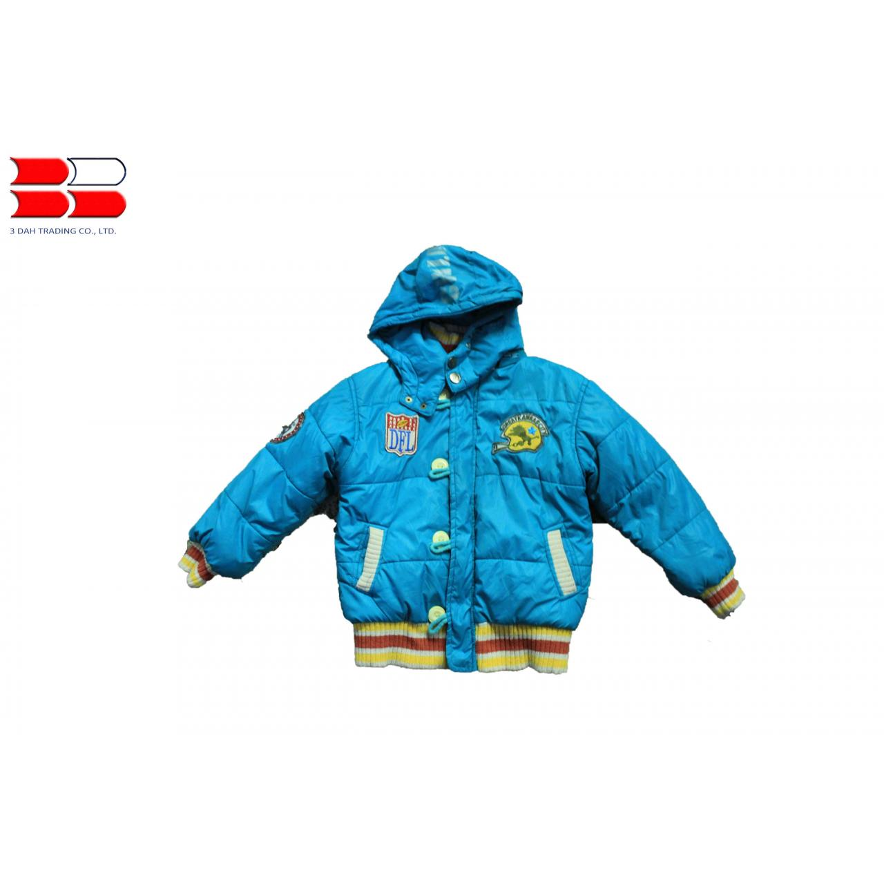 China Children Used Zipper Jacket on sale