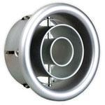 Buy cheap 1201 - Aluminum Double Deflection Round Grille from wholesalers