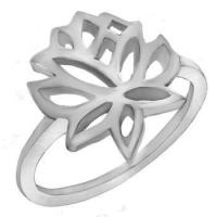 Buy cheap Rings Sterling Silver TULIP Plain Ring from wholesalers