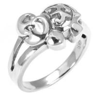 Buy cheap Rings Sterling Silver ELEPHANT Ring Oxidised from wholesalers