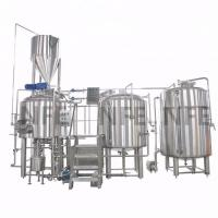 China Commercial brewery plant 10 bbl brewing system for sale on sale