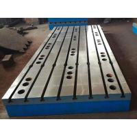 Buy cheap T groove platform from wholesalers