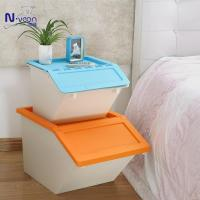 Buy cheap NFS-585-584 clamshell storage box from wholesalers