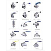 Buy cheap SS Dairy Valves from wholesalers