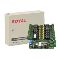 Buy cheap Multi Door Controller SOYAL AR-401RO16B controller 16 F from wholesalers