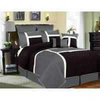 Buy cheap Comforter set AH401 CHOLOLATE from wholesalers