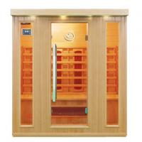 Buy cheap Corner Infrared Sauna Room from wholesalers