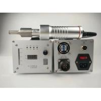 Buy cheap 35Khz Ultrasonic Plastic Extrusion Welding Gun from wholesalers