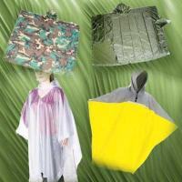 Buy cheap Waterproof Poncho from wholesalers