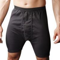 Buy cheap Big Man's Cotton Boxer Brief from wholesalers