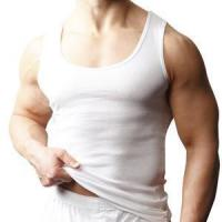 Buy cheap Big Man's Cotton Tank Top (2-pack) from wholesalers