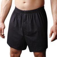 Quality Big Man's Cotton Knit Boxer (2-pack) for sale