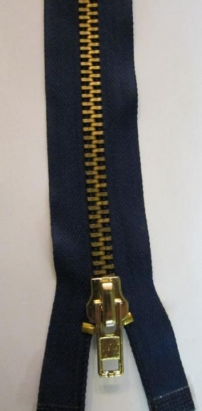 Buy Sewing Machines #10 Heavy Duty Jacket Zippers, Brass Finish at wholesale prices