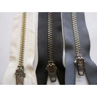 Quality YKK Metal Zippers, #4.5 (100/pack) for sale