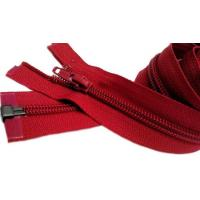 Quality #5 Nylon Coil Separating Jacket Zippers for sale