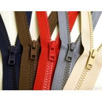 Quality #5 Molded Plastic Zippers for sale