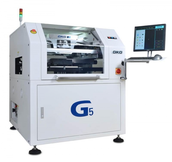 Buy GKG G5 Fully Automatic SMT Stencil Printer at wholesale prices
