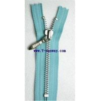Buy cheap No.5 Metal aluminum closed-end with