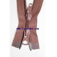 Buy cheap YKK NO.5 Coil 2-way movable right open-end zipper from wholesalers