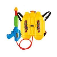 China summer holiday games crazy water squirt toy backpack water gun on sale