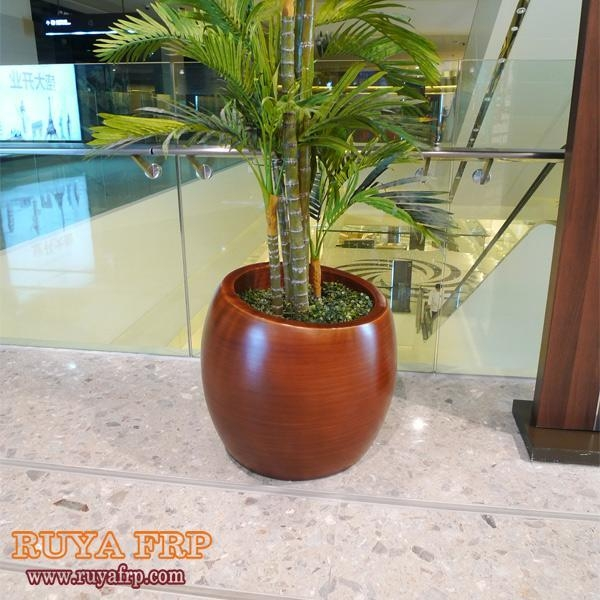 Buy RY-P032Resin Flowerpot at wholesale prices