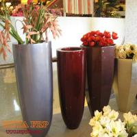 Quality RY-P017Resin Vase for sale