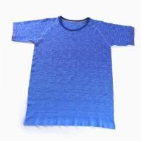 China Mens T-short blue on sale