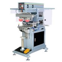 Quality semi automatic double color pad printer with inkwell for sale