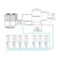 Buy cheap 12.6kw Standard air source heat pump from wholesalers