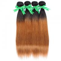 Buy cheap Vvwig 1B 30 Brazilian Hair 4 Bundles Weave Hair 100% Unprocessed Hair 10A Grade Straight Bundles from wholesalers