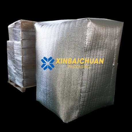 China Reflective Thermal Pallet Covers