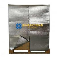 Quality Reusable Thermal Insulated Pallet Covers and Blankets for sale