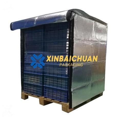 China Thermal Insulated Pallet Covers and Blankets