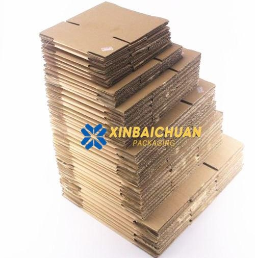 China Corrugated Cardboard Carton Boxes for Sale