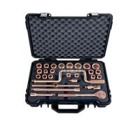 """Buy cheap Non-Sparking Socket Set 28Pcs, 1/2"""" Drive , 12 Point -OY6101I from wholesalers"""