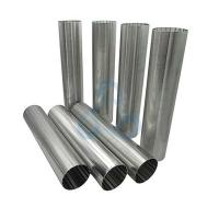 Buy cheap Stainless Steel JohnsonStandard Wedge Wire Wrapped Screen Pipe Custom from wholesalers
