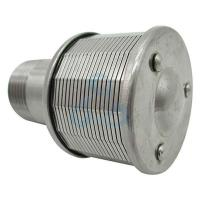 Quality SS Wedge Wire Screen Filter Nozzle for sale