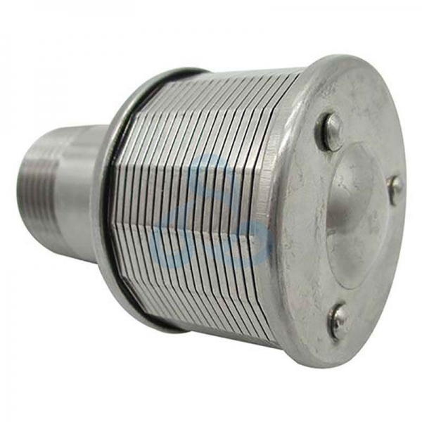 China SS Wedge Wire Screen Filter Nozzle