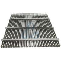 Quality Custom Flat Wedge Wire Screen Panel for sale