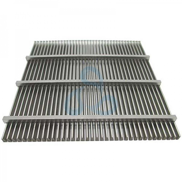 China Custom Flat Wedge Wire Screen Panel
